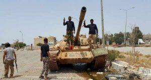 Libyan Rebels AJ