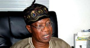 Minister of Information and Culture Alhaji Lai Mohammed
