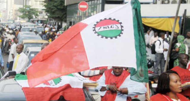 Nigeria Labour Congress NLC Protest