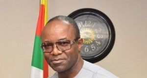 Nigerian National Petroleum Corporation NNPC Dr Ibe Kachikwu