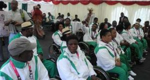 Nigerian Paralympians Special Games Physically Challenged