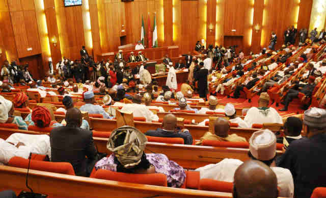 Nigerian Senate 8th National Assembly