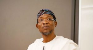 Osun State Governor Rauf Aregbesola  December