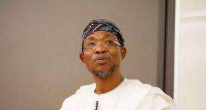 Osun State Governor Rauf Aregbesola  December