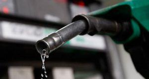 Petrol pump large