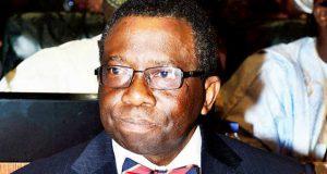 Prof Isaac Folorunso Adewole