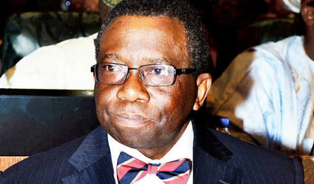 Prof. Isaac Adewole