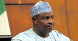 Sokoto State Governor Aminu Tambuwal