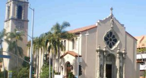 St Timothy Catholic Church Pico Beverly Glen Los Angeles