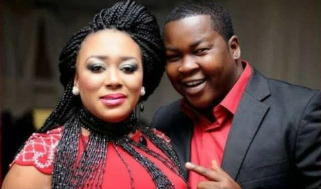 Yetunde Oduwole and Baba Tee