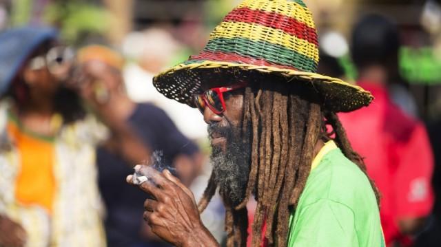 Ethiopia's Rastafarian