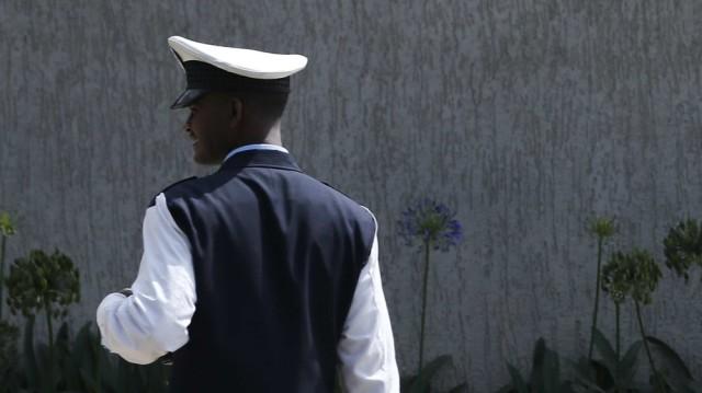 Ethiopian Security Personnel