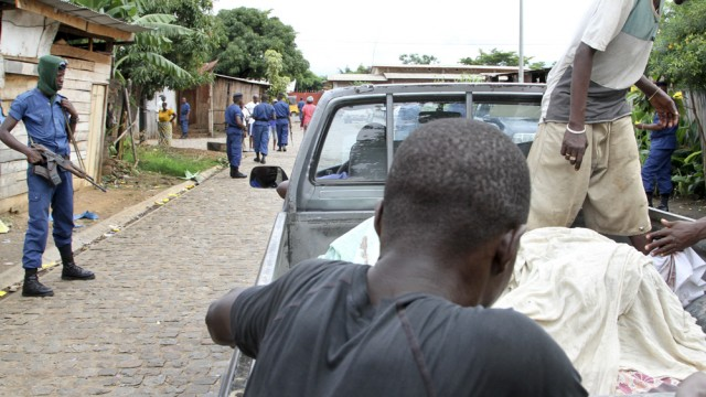 Burundi's capital
