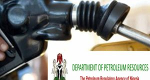 Department of Petroleum Resources Filling Stations