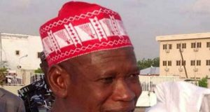 Kano State Governor Alhaji Abdullahi Umar Ganduje