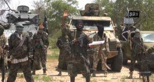 Nigeria Boko Haram Insurgents
