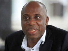Nigeria Transport Minister Chibuike Rotimi Amaechi