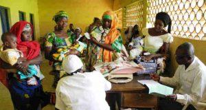 Nursing Mothers Child Care Nigeria Women Mothers