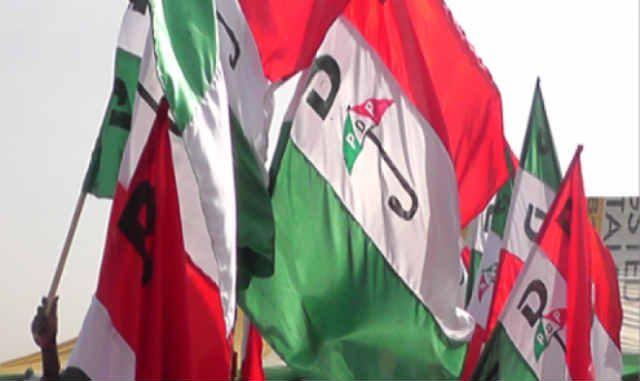 PDP Logo Flags