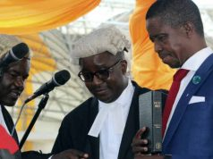 Zambia Presidential Election