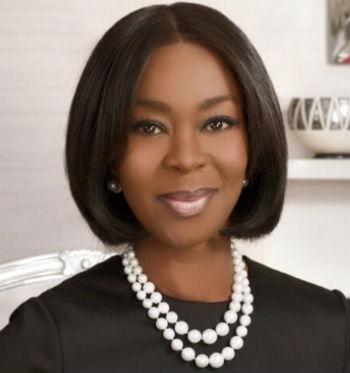 HE Mrs Toyin Saraki Founder-President Wellbeing Foundation Africa