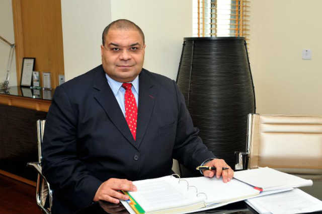 Andrew Alli, President  and CEO of Africa Finance Corporation