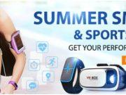 GearBest Summer Smart Sports Wear