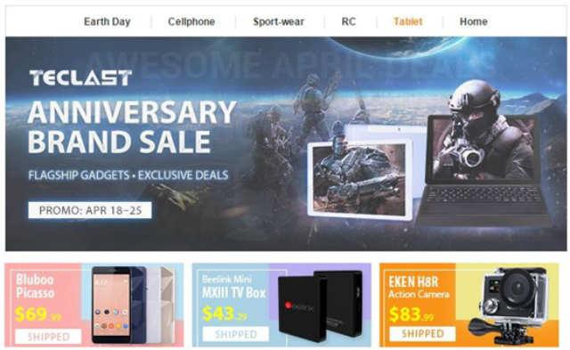 GearBest-Teclast-Brand-Sale