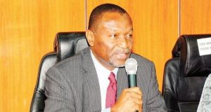 Minister of Budget and National Planning Udoma Udo Udoma