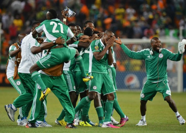 super eagles nigeria afrikacup