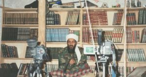 Tora Bora Afghanistan compound Osama Bin Laden lived in until a Western bombing campaign forced him to flee