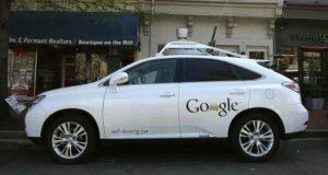 google self driving car autonomous driving