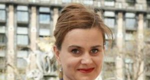 British MP Jo Cox
