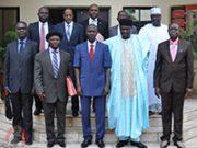 CAMEROUN Delegates