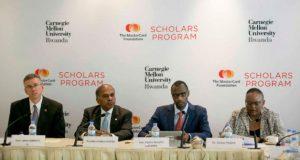 Carnegie Mellon University Partners MasterCard Foundation Scholars Program To Educate Next Generation Of African Tech Leaders