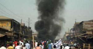 Crisis in Nigeria