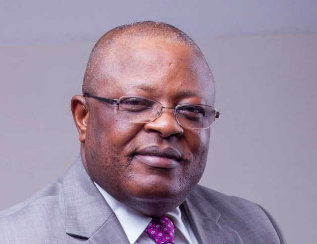 Governor of Ebonyi State Engr David Umahi
