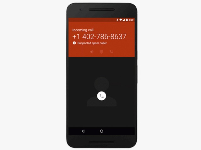 Google will make it easier to deal with spam callers after the latest update to Android reaches certain handset owners. The feature will be welcomed by both the consumer and enterprise sector, but there is a catch. ( Google )