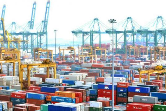 Nigeria Non oil Exports Imports Container Port
