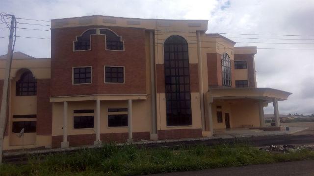 Osun State University (UNIOSUN) Library Project