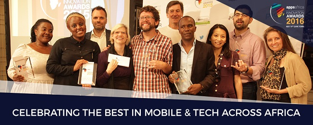 AppsAfrica.com Innovation Award Winners