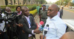 Fayose visits Fani Kayode in EFCC