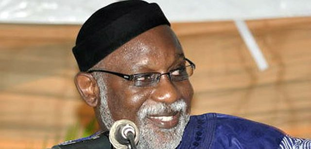 Ondo State Governor Elect Rotimi Akeredolu