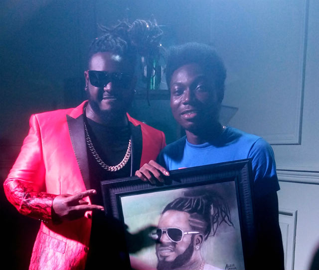T-Pain and Alesh Akeem