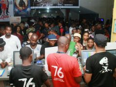 Nollywood Movie Promotion Participants