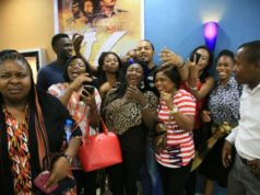 Nollywood Movie Promotion Participants