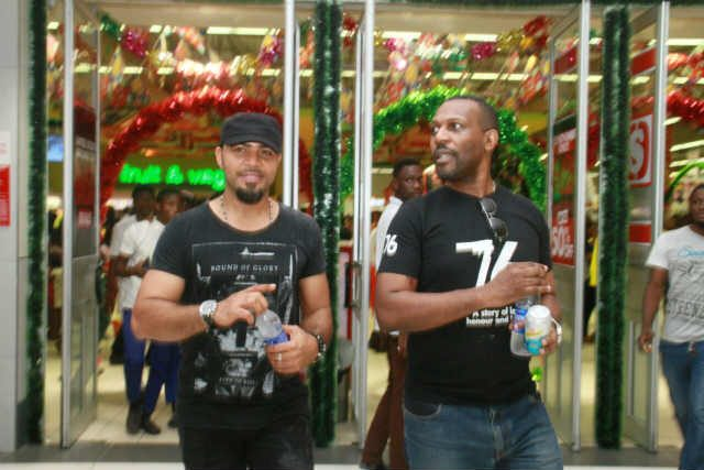 Nollywood Movie Promotion Ramsey Noah Others