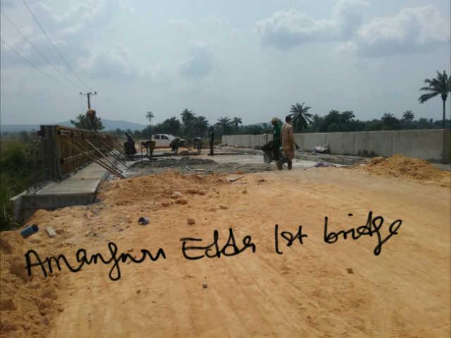 Amangwu Edda First Bridge in Ebonyi State 2016 12 17 20