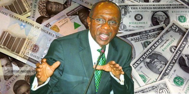 CBN Governor- Godwin Emefiele