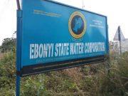 Ebonyi State Water Corporation Signboard